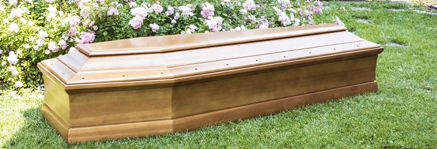 Choisir une entreprise de pompes funèbres